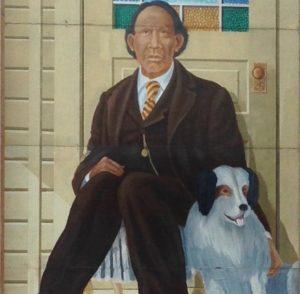 George Washington Mural